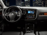 Mitsubishi Outlander US-spec 2013 wallpapers