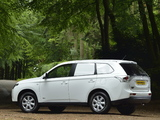 Mitsubishi Outlander Commercial 2013 wallpapers