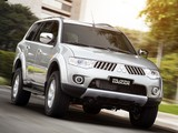 Images of Mitsubishi Pajero Dakar 2010
