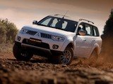 Mitsubishi Pajero Dakar 2010 wallpapers