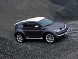 Images of Mitsubishi Pajero/Montero Evolution Concept 2002