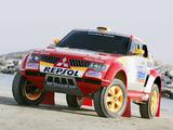Images of Mitsubishi Pajero/Montero Evolution MPR11 2005
