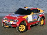 Mitsubishi Pajero/Montero Evolution MPR11 2005 wallpapers
