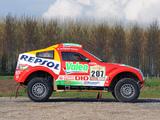 Mitsubishi Pajero/Montero Evolution MPR14 2008 photos