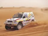 Photos of Mitsubishi Pajero Evolution Dakar (V55W) 1998