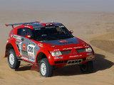 Photos of Mitsubishi Pajero/Montero Evolution MPR10 2003