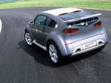 Photos of Mitsubishi Pajero/Montero Evolution Concept 2002