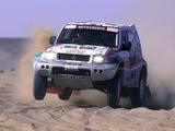 Pictures of Mitsubishi Pajero Evolution Dakar (V55W) 1999