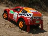 Pictures of Mitsubishi Pajero/Montero Evolution MPR13 2007–08