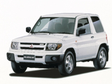Mitsubishi Pajero iO 3-door 1998–2000 wallpapers