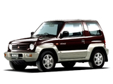 Images of Mitsubishi Pajero Jr. ZR-II (H57A) 1995–98