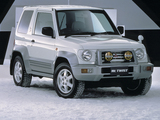Mitsubishi Pajero Jr. McTwist (H57A) 1997–98 pictures