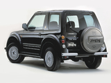 Pictures of Mitsubishi Pajero Jr. Flying Pug (H57A) 1999