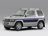 Mitsubishi Pajero Mini (H53) 1998–2005 wallpapers