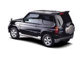 Mitsubishi Pajero Mini Duke (H53) 1998–2008 images