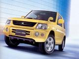 Mitsubishi Pajero Mini (H53) 1998–2005 photos