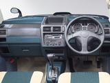 Mitsubishi Pajero Mini Duke (H53) 1998–2008 pictures