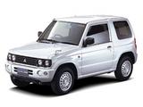 Photos of Mitsubishi Pajero Mini (H53) 1998–2005