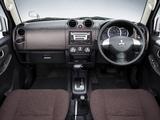 Photos of Mitsubishi Pajero Mini (H53) 2008