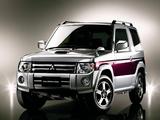 Photos of Mitsubishi Pajero Mini Final Anniversary (H53) 2012