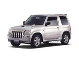 Pictures of Mitsubishi Pajero Mini Duke (H53) 1998–2008