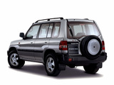 Mitsubishi Pajero Pinin 5-door 1998–2005 photos
