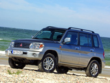 Mitsubishi Pajero Pinin 5-door 1998–2005 wallpapers