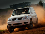 Photos of Mitsubishi Pajero TR4 ER 2010