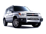Pictures of Mitsubishi Pajero Pinin 5-door 1998–2005