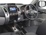 Images of Mitsubishi Pajero Sport ZA-spec 2013