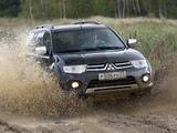 Images of Mitsubishi Pajero Sport 2013