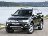 Images of Mitsubishi Pajero Sport 2013