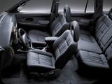 Mitsubishi Pajero Sport 1999–2005 pictures