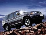 Mitsubishi Pajero Sport 2005–08 images