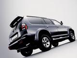 Mitsubishi Pajero Sport 2005–08 photos