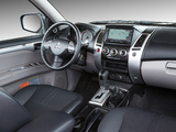 Mitsubishi Pajero Sport 2013 images