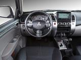 Mitsubishi Pajero Sport 2013 photos