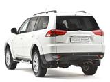 Mitsubishi Pajero Sport ZA-spec 2013 pictures