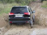 Mitsubishi Pajero Sport 2013 pictures