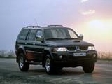 Mitsubishi Pajero Sport 2005–08 pictures
