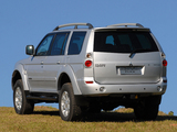 Mitsubishi Pajero Sport BR-spec 2009 wallpapers