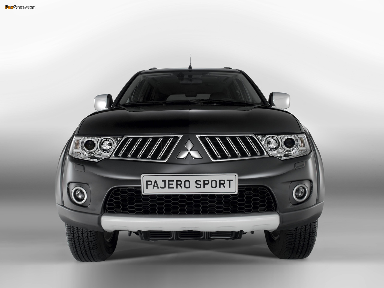 Photos of Mitsubishi Pajero Sport 2008 (1280 x 960)