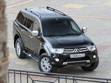 Photos of Mitsubishi Pajero Sport 2013