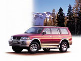 Pictures of Mitsubishi Pajero Sport 1999–2005