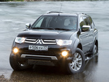 Pictures of Mitsubishi Pajero Sport 2013