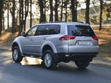 Pictures of Mitsubishi Pajero Sport ZA-spec 2013