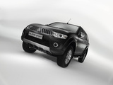 Pictures of Mitsubishi Pajero Sport 2008