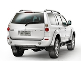 Pictures of Mitsubishi Pajero Sport BR-spec 2009