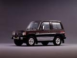 Images of Mitsubishi Pajero Metal Top (I) 1982–91