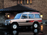 Images of Mitsubishi Pajero Wagon High Roof (I) 1983–91